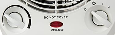 Orpat OEH-1250 2000W Room Heater  image 2