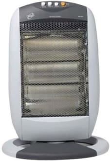 Orpat OHH-1200 400/800/1200W Room Heater  image 1