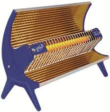Orpat ORH-1410 1000W Room Heater  image 1