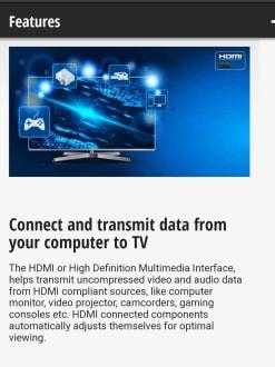 Panasonic 32F201DX 32 Inch HD Ready LED TV  image 5