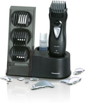 Panasonic ER-GY10 Body Grooming Kit 6 In 1 Trimmer image 1