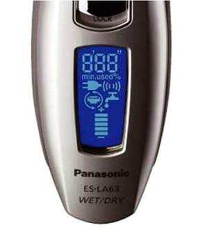 Panasonic ES-LA63 Dual-Motor Electric Shaver  image 3