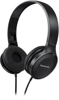 Panasonic RP-HF100GC-A On Ear Headphones  image 1
