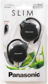 Panasonic RP-HS46E-K Clip-on Headphones  image 2