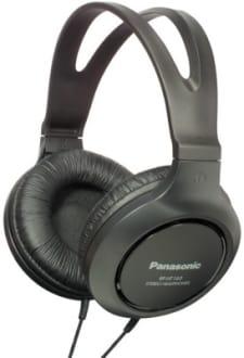 Panasonic RP-HT161E-K Headphone  image 1