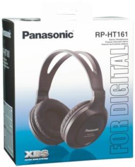 Panasonic RP-HT161E-K Headphone  image 2