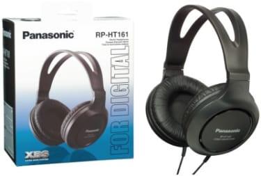 Panasonic RP-HT161E-K Headphone  image 3