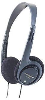 Panasonic RP-HT6E-K Headphone  image 1
