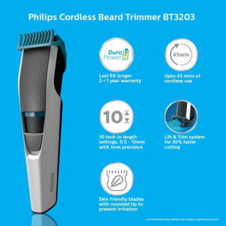 Philips BT3203 Trimmer  image 2