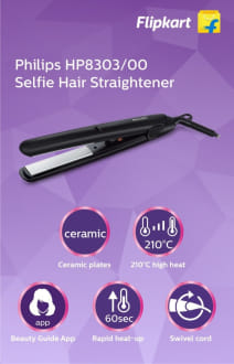 Philips HP8303 Hair Straightener  image 2