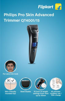 Philips QT4001 Trimmer image 2