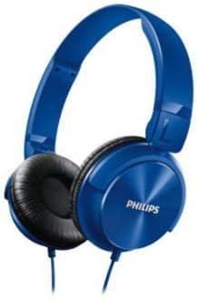 Philips SHL3060 On the Ear DJ Headphones  image 1