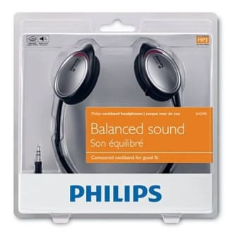 Philips SHS390 Headphones  image 4