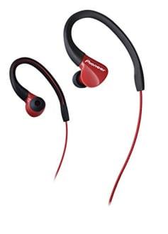 Pioneer Ironman SE-E3 In the Ear Headsphones  image 1