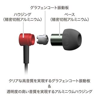 Pioneer SE-CH3T In the Ear Headphones  image 5