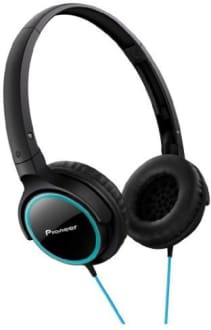 Pioneer SE-MJ512-K Dynamic Headphones  image 1