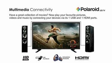 Polaroid LEDP040A 39 Inch Full HD LED TV  image 3