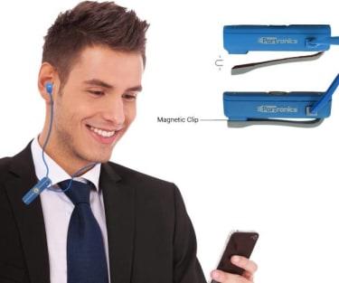 Portronics POR-836 Harmonics 206 Inline Stereo Earphones  image 5