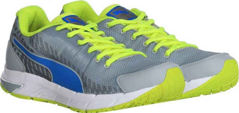 PUMA Ultron IDP Running Shoes For Men(Grey) image 1