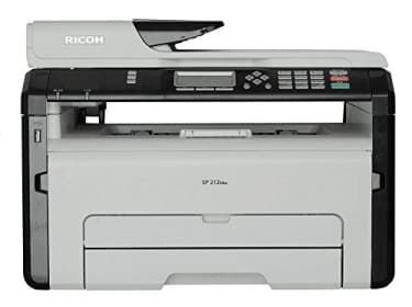 Ricoh SP212SNw Wireless Printer image 1