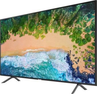 Samsung 43NU7100 43 Inch 4K Ultra HD Smart LED TV  image 2