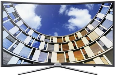 Samsung 55M6300 Series 6 55 Inch Full HD Curved Smart LED TV  image 1