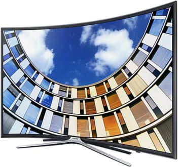Samsung 55M6300 Series 6 55 Inch Full HD Curved Smart LED TV  image 3