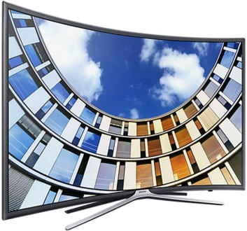 Samsung 55M6300 Series 6 55 Inch Full HD Curved Smart LED TV  image 4