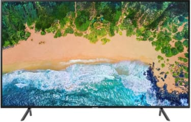 Samsung 55NU7100 55 Inch 4K Ultra HD Smart LED TV  image 1