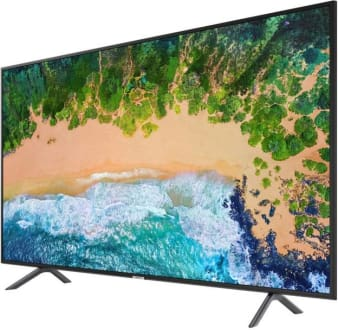 Samsung 55NU7100 55 Inch 4K Ultra HD Smart LED TV  image 2