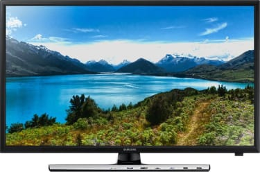 Samsung UA24K4100ARLXL 24 Inch HD Ready LED TV  image 1