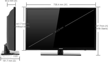 Samsung UA32FH4003R 32 inch HD Ready LED TV  image 3