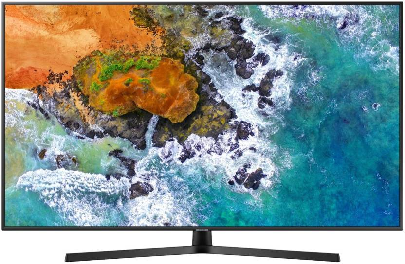 Samsung UE55NU7470SXXN 55 Inch 4K Ultra HD Smart LED TV  image 1