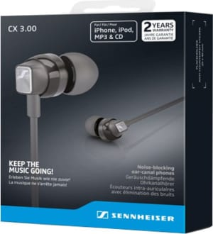 Sennheiser CX 3.00 Headphone  image 4