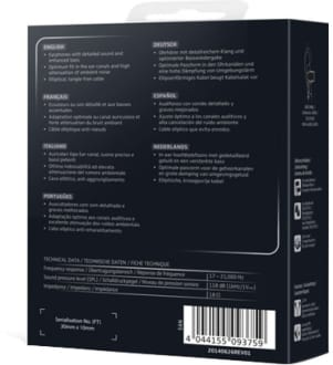 Sennheiser CX 3.00 Headphone  image 5