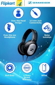 Sennheiser Hd-180 Headphones  image 2