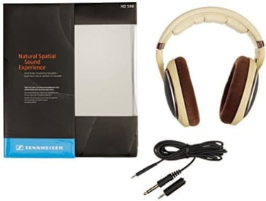 Sennheiser HD 598 Headphone  image 4
