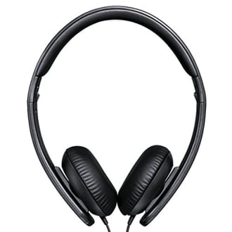 Shure SRH144-A On the Ear Headphones  image 2