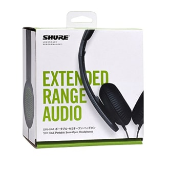 Shure SRH144-A On the Ear Headphones  image 4