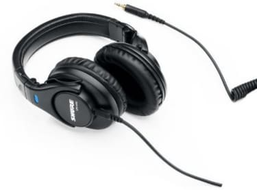 Shure SRH440 Over the Ear Headphones  image 1