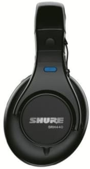 Shure SRH440 Over the Ear Headphones  image 3