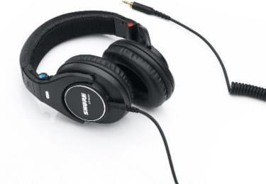 Shure SRH840 Over Ear Headphone  image 1
