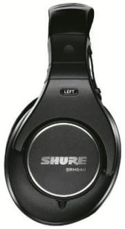 Shure SRH840 Over Ear Headphone  image 3