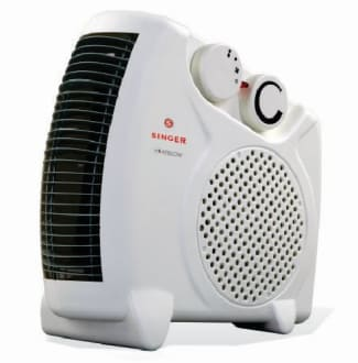 Singer Heat Blow SHC-200HWT Room Heater image 1