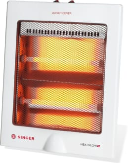 Singer Heatglow Plus 800W Quartz Room Heater image 1