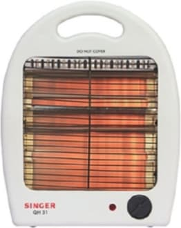 Singer QH31 Quartz 800W Room Heater image 1