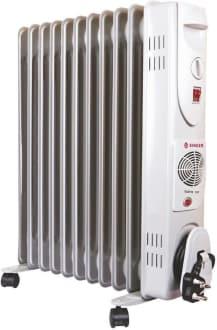 Singer SOFR 11F 2900W Oil Filled Radiator Room Heater  image 1