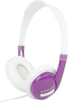 Sonilex SLG-1003 HP On-the-Ear Headphone  image 5