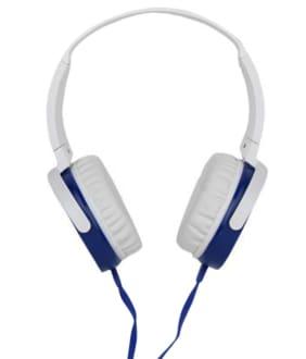 Sonilex SLG-1009 Over Ear Wired Headphones  image 1