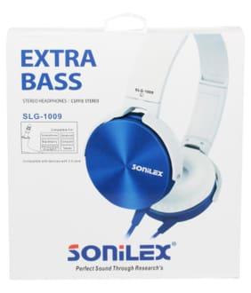 Sonilex SLG-1009 Over Ear Wired Headphones  image 4